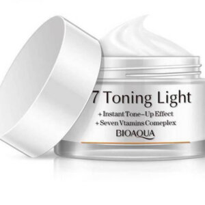 BioAqua V7 Toning Light Instant Tone Up Effect Lazy Cream 50g