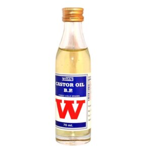 Well's Castor Oil 70 ml