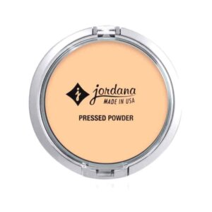 Jordana Perfect Pressed Powder - 01 Natural Beige