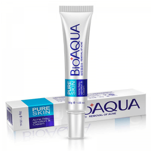 Bioaqua Pure Skin Acne Cream Price in Bangladedsh #Apsarah.com