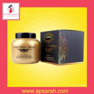 Venda Gold Body Cream in BD