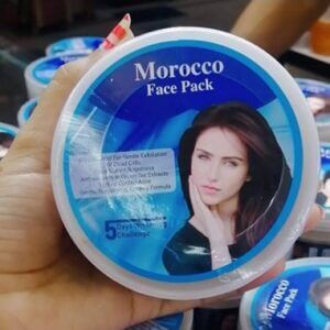 Original Morocco Face Pack- 5 Days Whitening Challenge