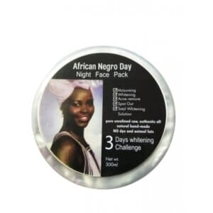 african negro face pack price in bangladesh