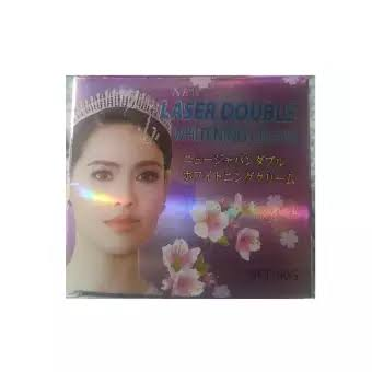 Laser double whitening cream price in Bangladesh