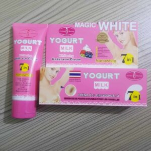 #1 Magic UNDERARM Whitening Yogurt Milk Cream price in BD