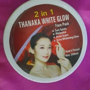 2 in 1 Thanaka Whitening Glow Facepack Price in BD