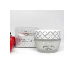3W Clinic Collagen White Whitening Cream price in bd