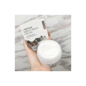 3W Clinic Crystal White Milky Cream price in bd