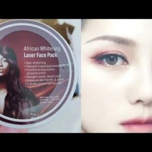 African Whitening Leaser Facepack