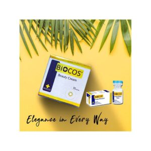 Biocos cream and serum