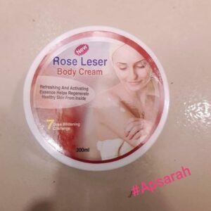 Rose Laser Body Cream Price in Bangladesh
