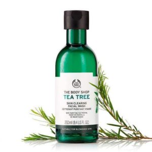 The Body Shop Tea Tree Skin Clearing Facial Wash Price in BD
