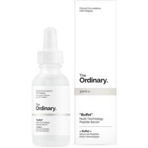 the ordinary buffet multi technology peptide serum