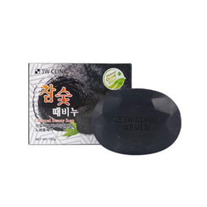 3w clinic charcoal beauty soap отзывы 3w clinic мыло кусковое уголь charcoal beauty soap 120 гр 3w clinic charcoal beauty soap review