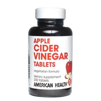 American Health Apple Cider Vinegar Tablets
